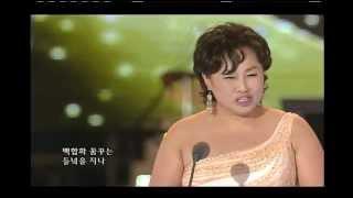 소프라노 김혜경 '님이 오시는지'  열린음악회  2010 0718