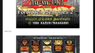 Video Thần Bài 2 - Yugioh Forbidden Memories 2 PC (385/722 Cards) - Guide config [MEGA + Gdrive] MP3, 3GP, MP4, WEBM, AVI, FLV Juli 2018