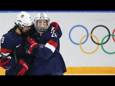 Sochi Olympics: North American Hockey War of 2014