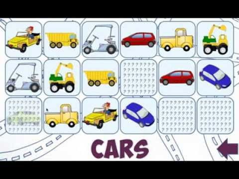 Video of Memo Cars (HD)