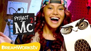 What's in the Bag Challenge with Camryn Coyle | Project Mc²