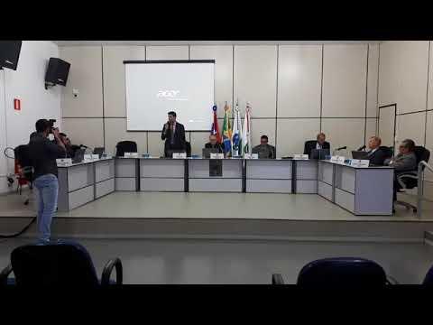 V SESSÃO PLENÁRIA DELIBERATIVA ORDINÁRIA DE 2018