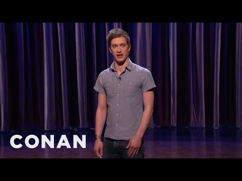 Comedian Daniel Sloss Performs StandUp on
