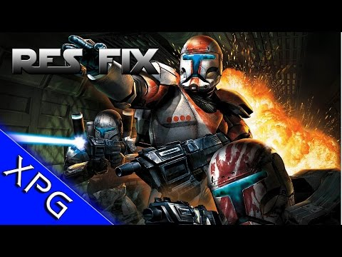 Widescreen - Hey guys! I was messing around with Republic Commando and just couldn't take the old school resolutions. So this guide will hopefully help you guys bring this old title into the 1920x1080 goodness....
