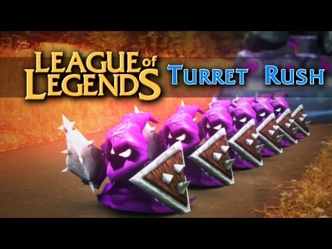 League of Legends naživo