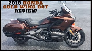 5. HONDA GOLD WING DCT REVIEW AT COTA | Part 1