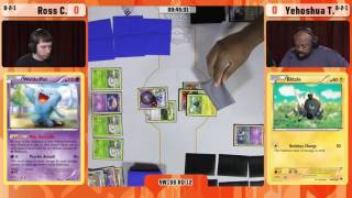 2016 Pokémon Spring Regional Championships: TCG Masters Swiss R12 by The Official Pokémon Channel