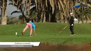 Este sábado se disputará el Torneo Aequora Lanzarote de Golf