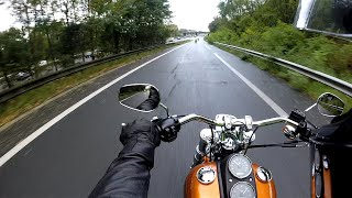 7. Test Riding the Harley Davidson Dyna Low Rider FXDL (First Time on a Harley)