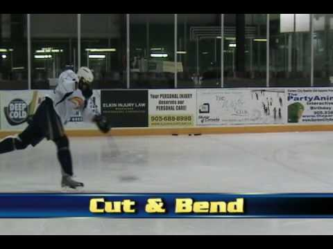 "2009 Playmakers ""Next Step"" Pro Hockey Shooting Video"