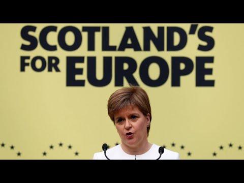 Großbritannien: Brexit beunruhigt EU-Bürger in Schottland