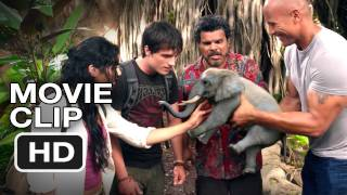 Nonton Journey 2  The Mysterious Island  1 Clip   Tiny Elephant   Dwayne Johnson Movie  2012  Hd Film Subtitle Indonesia Streaming Movie Download