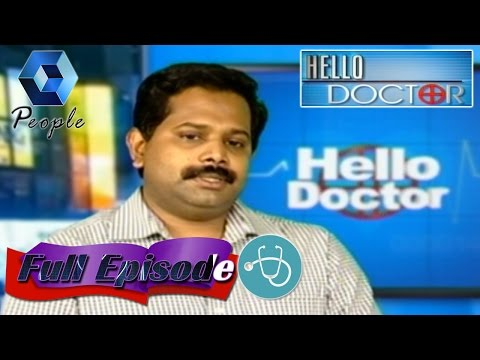 Hello Doctor: Dr Ayyappan on alcoholism | 13th January 2015 | Full Episode