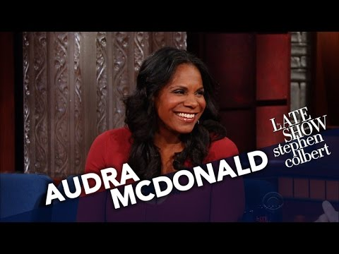 Audra McDonald Got Some Flack From President Obama