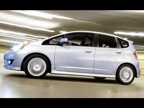 2010 Honda Fit - 2010 10Best Cars - Car and Driver