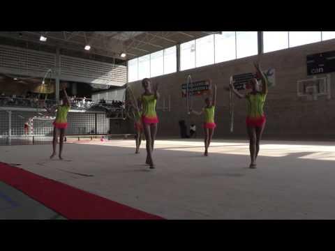 Juegos Deportivos Autonómicos de Conjuntos Absoluto y Base (2)