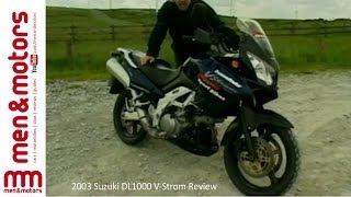 6. 2003 Suzuki DL1000 V-Strom Review