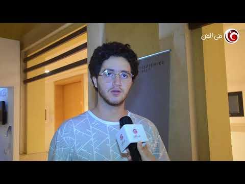"""حوار """"في الفن""""- أحمد مالك: أحمد الفيشاوي من أقوى الممثلين الذين وقفت أمامهم"""