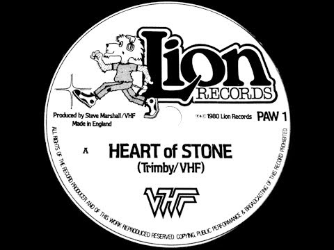 VHF (UK) - Heart of Stone online metal music video by VHF