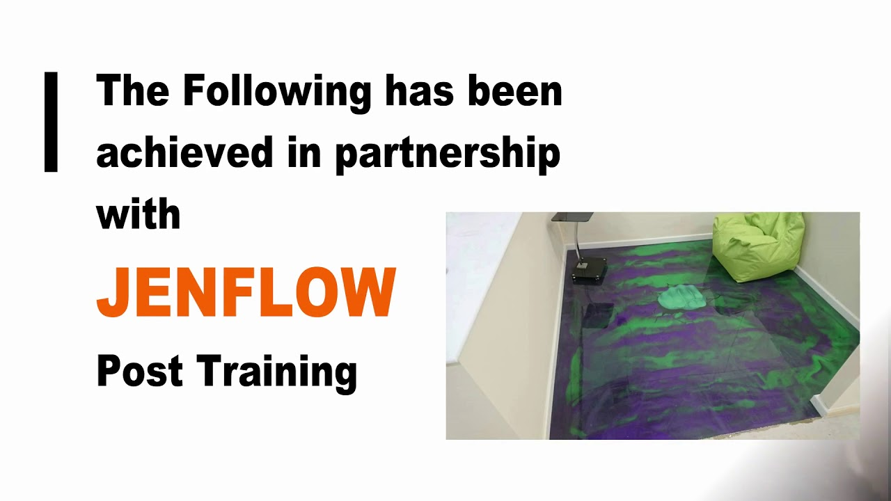 Jenflow Epoxy Resin Training