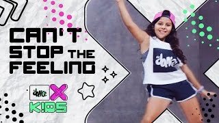 Can't Stop The Feeling - Justin Timberlake - Coreografia | FitDance XKids