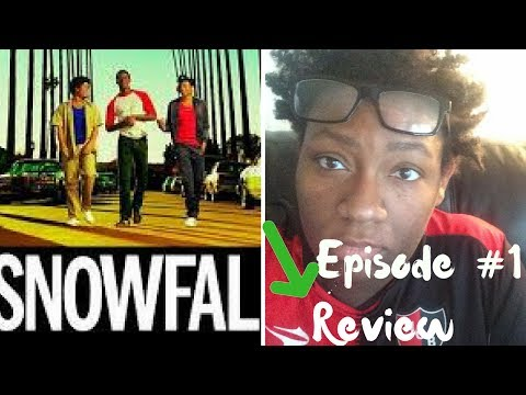 Snowfall Season 1 Episode 1 Pilot Review - Recap