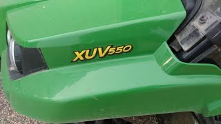 2. 2014 John Deere Gator xuv550 in-depth review
