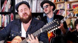 Video Nathaniel Rateliff & the Night Sweats: NPR Music Tiny Desk Concerts MP3, 3GP, MP4, WEBM, AVI, FLV Desember 2018