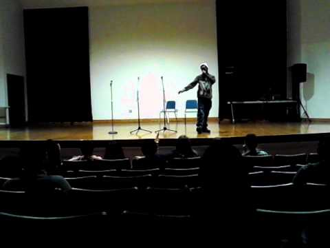 Abstract LIVE at College of Charleston *Open Mic*
