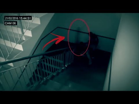 i fantasmi esistono davvero? ecco un video impressionante