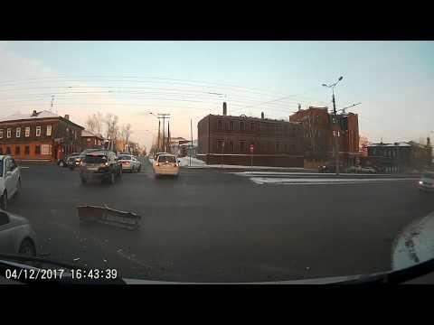 Жестокая авария в Барнауле