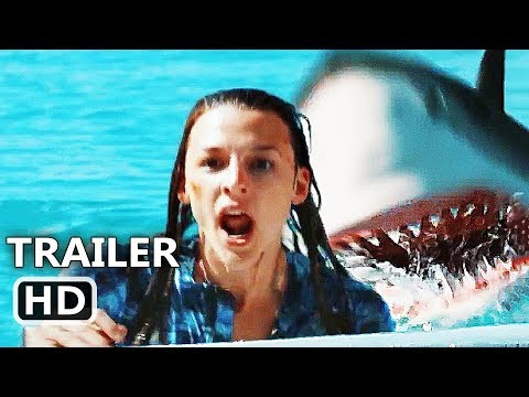 FRENZY Official Trailer (2018) Shark Movie HD