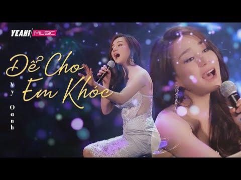 Để Cho Em Khóc [ KARAOKE ] - Vy Oanh Official   OST VALI TÌNH YÊU