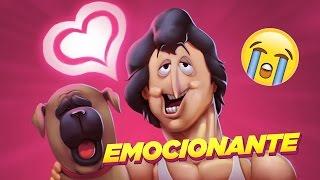 Essa é a emocionante história do cachorro de Sylvester Stallone, uma das histórias mais bonitas entre um humano e seu melhor amigo!Mais uma animação original do canal nostalgia!Me siga no Instagram - http://instagram.com/fecastanhariMeu Facebook - http://facebook.com/fecastanhariMeu SnapChat - FeCastanhariMeu Twitter - http://goo.gl/A1AsOg @fecastanhariÚltimo vídeo - https://www.youtube.com/watch?v=6hl-VCFt3B4&t=21sCRÉDITOSAnimação por - https://www.youtube.com/rabiscoxxxRoteiro - Rob Gordon e Felipe CastanhariMontagem e Edição - Nando AlmeidaProdutora - http://tucanomotion.com.br