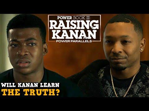 Power Book III: Raising Kanan 'THE TRUTH?' Tariq's Hallucination & How Lou Lou Could Change