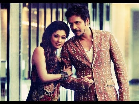 Nagarjuna, Nayanatara New Movie is Titled 'Greeku Veerudu' (TV5)