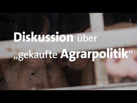 Deutsche Agrarpolitik: Einfluss der Agrarlobby