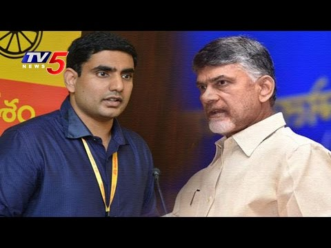 CM Chandrababu , Nara Lokesh On Different Stand Over Simultaneous Elections