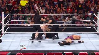Video Ryback vs. The Shield -  3-on-1 Handicap Match: Raw, Dec. 31, 2012 MP3, 3GP, MP4, WEBM, AVI, FLV Desember 2017