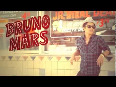 Bruno Mars - Just The Way You Are Commercial