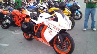 9. 2012 KTM RC8-R WalkAround