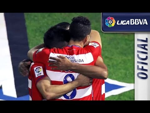 Edición limitada: Granada CF (3-1) Málaga CF - HD (видео)