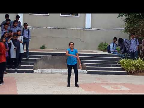 Down Down Dappa...||extraordinary  Performance ||TECHNOTHSAV||TKR COLLEGE ||