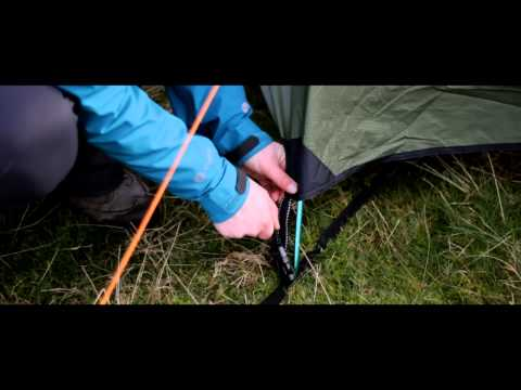 Vango Blade 200: http://www.youtube.com/watch?v=8KhKc0kbHRk