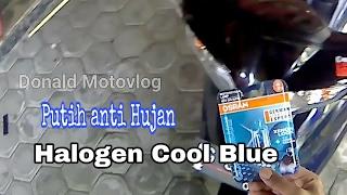 Video Cara aman pasang lampu Halogen Cool Blue di Motor   Hujan tetap terang MP3, 3GP, MP4, WEBM, AVI, FLV Desember 2018