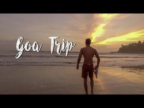 Kunal Acharya Goa Trip Video 2017