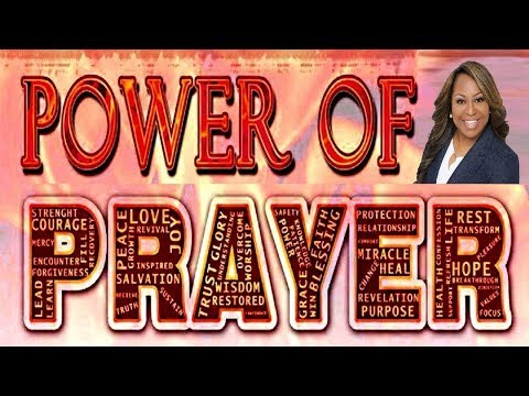Atomic Power of Prayer - Dr. Cindy Trimm