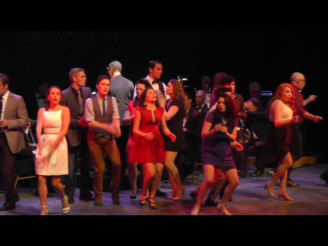 Cabaret finale 2015
