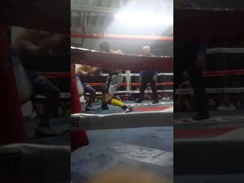 Relampago Ruiz 4-0 4 KO's