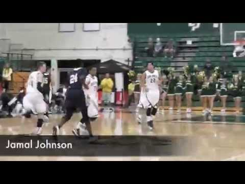 Cal Poly Men's Basketball Highlights versus Northern Colorado (Nov. 15, 2012)